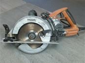 RIDGID TOOLS Circular Saw R3210 CIRCULAR SAW